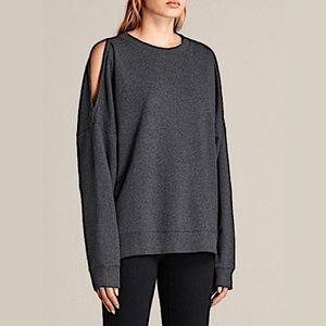 NWT AllSaints Unai Oversized Sweatshirt